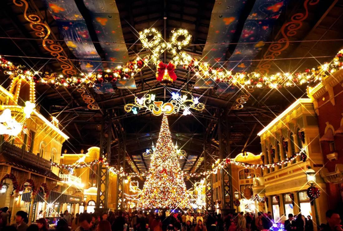 2013年「クリスマスファンタジー」攻略レポート!【イルミネーション
