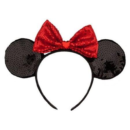 米ディズニー公式 ミニーマウス カチューシャ