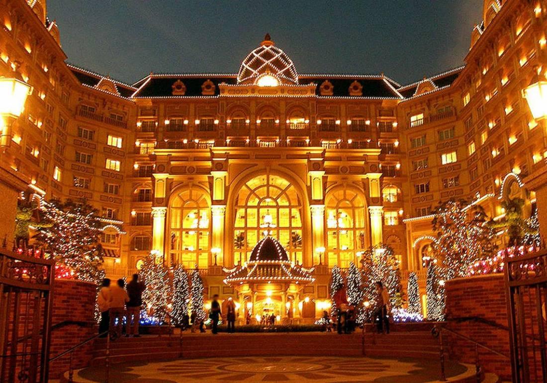 お泊りディズニーのポイント!オフィシャルホテルとディズニーホテル