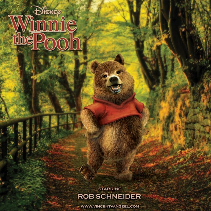 Winnie the Pooh (Live Action!)
