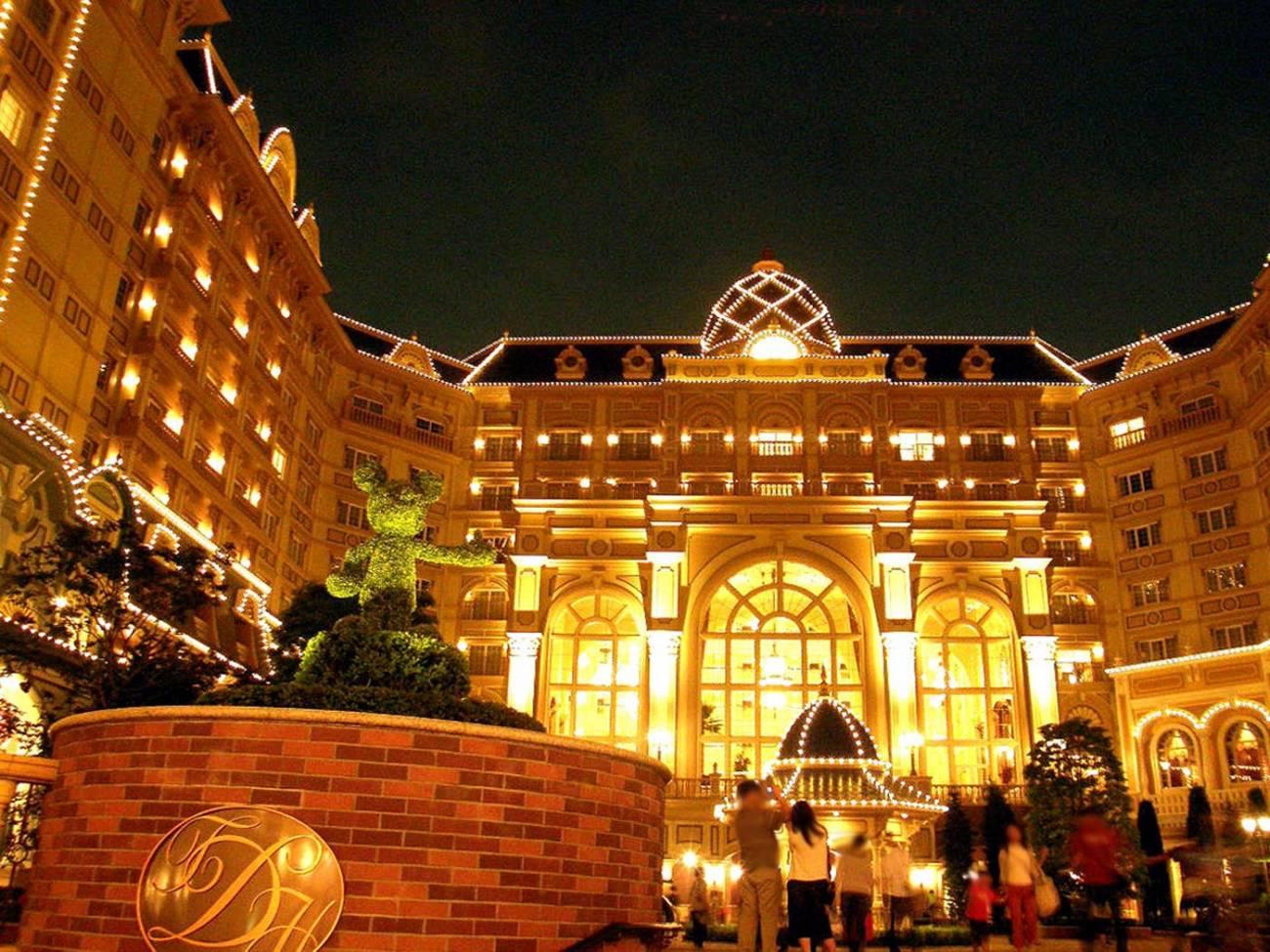 ディズニーホテルの予約方法が変更に。バケパ優先でホテルのみは予約し