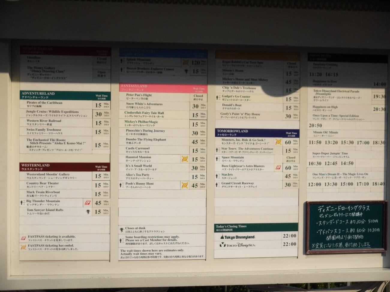 20150624informationboard