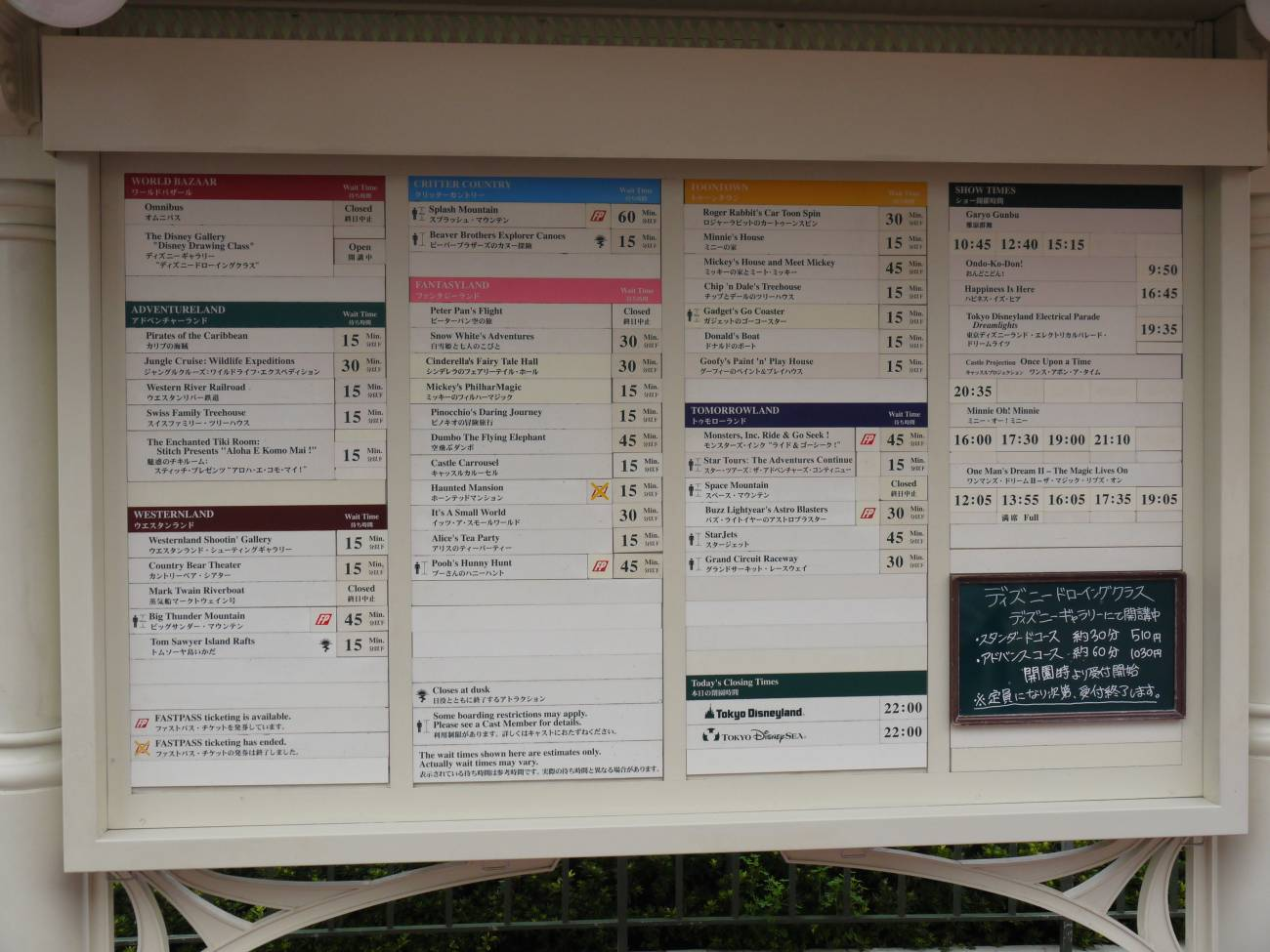 20150708infomationboard