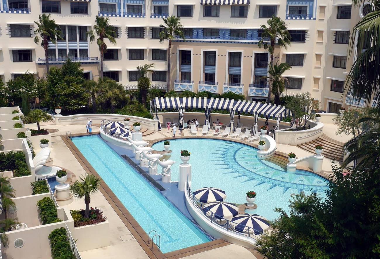 3つのディズニーホテルのプールを徹底解説!夏のtdrを満喫するなら