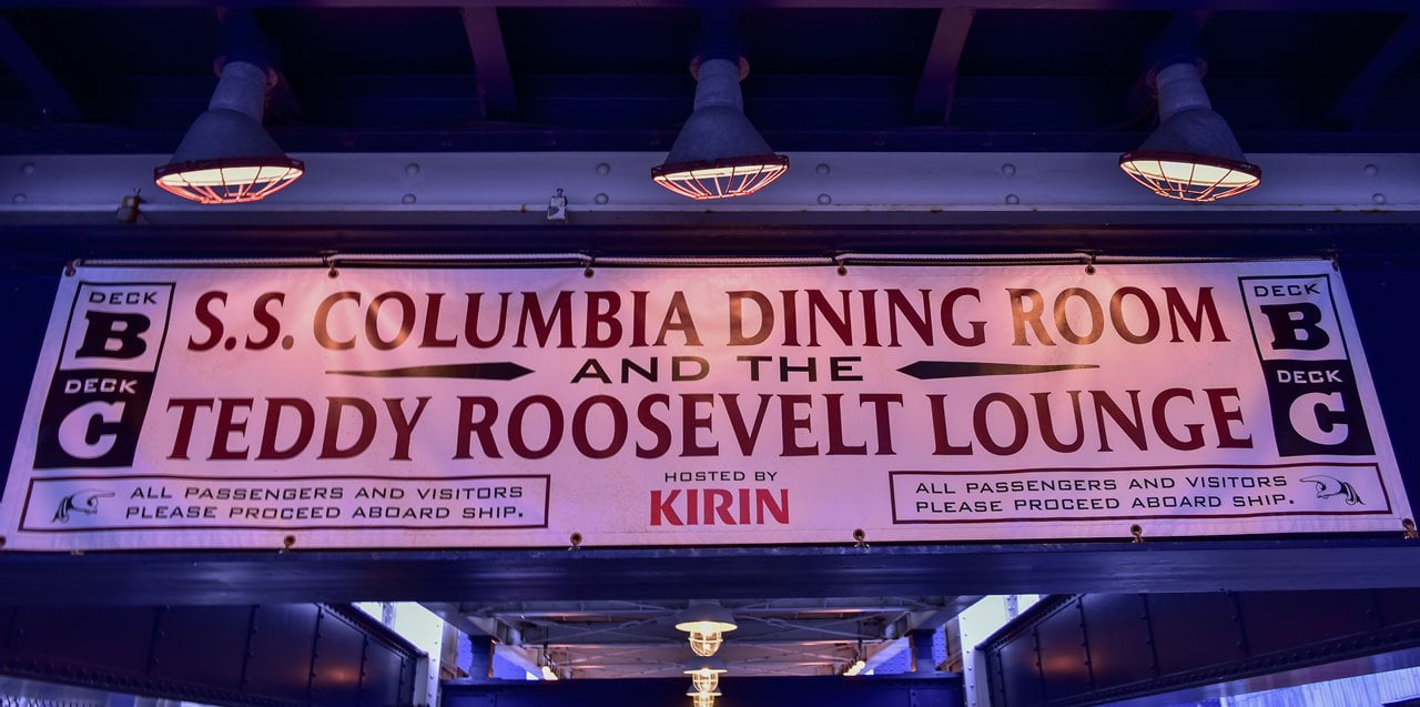S.S.COLUMBIA DINNING ROOM(東京ディズニーシー)も人気のレストランです