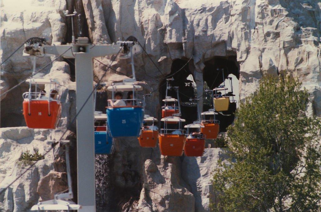 DisneylandSkyway