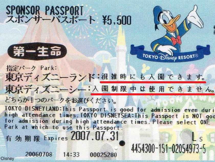 スポンサーパスポート
