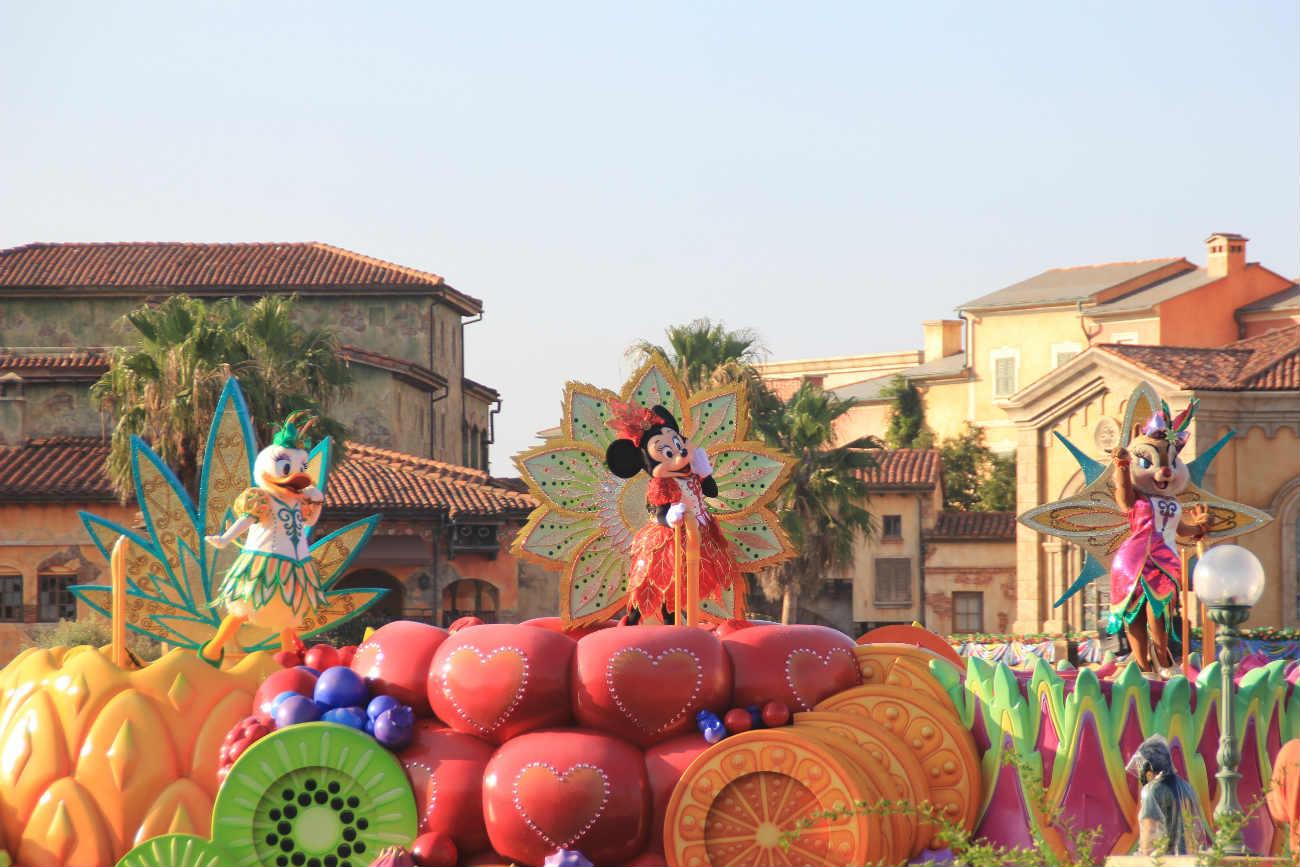 ディズニー夏祭り | tdrハック
