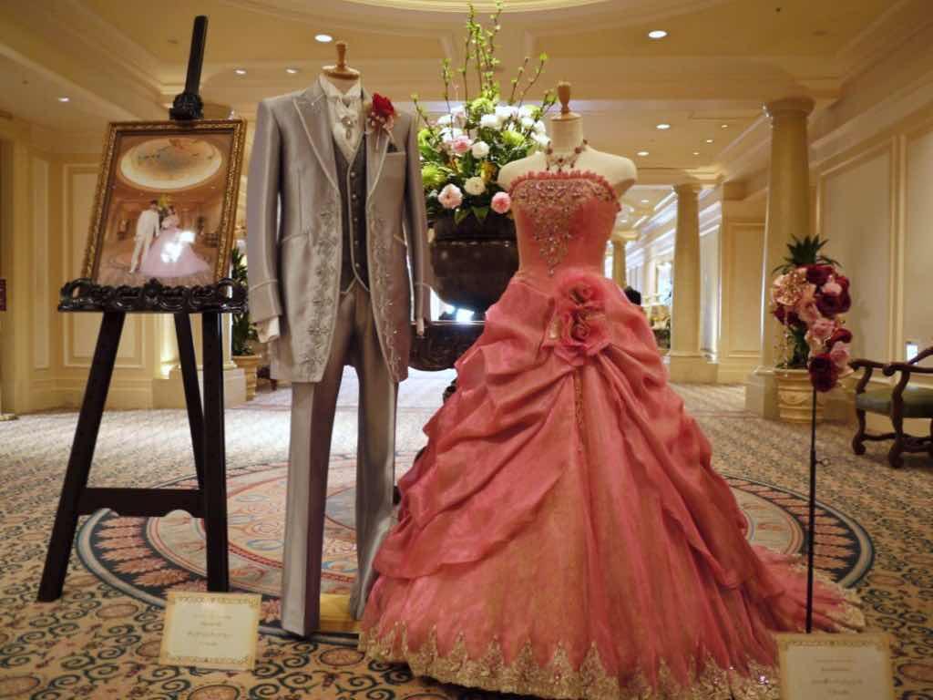 ミラコスタ 結婚 式