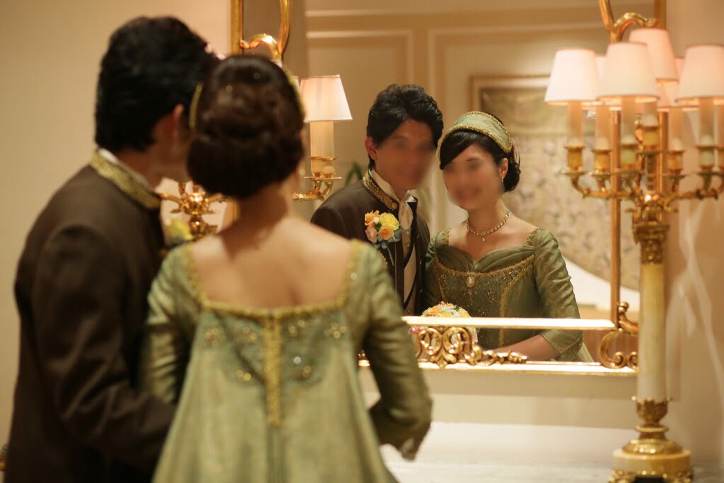 式 ミラコスタ 結婚
