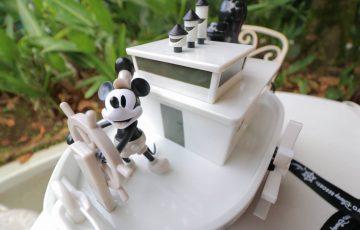 蒸気船ウィリーポップコーンバケット