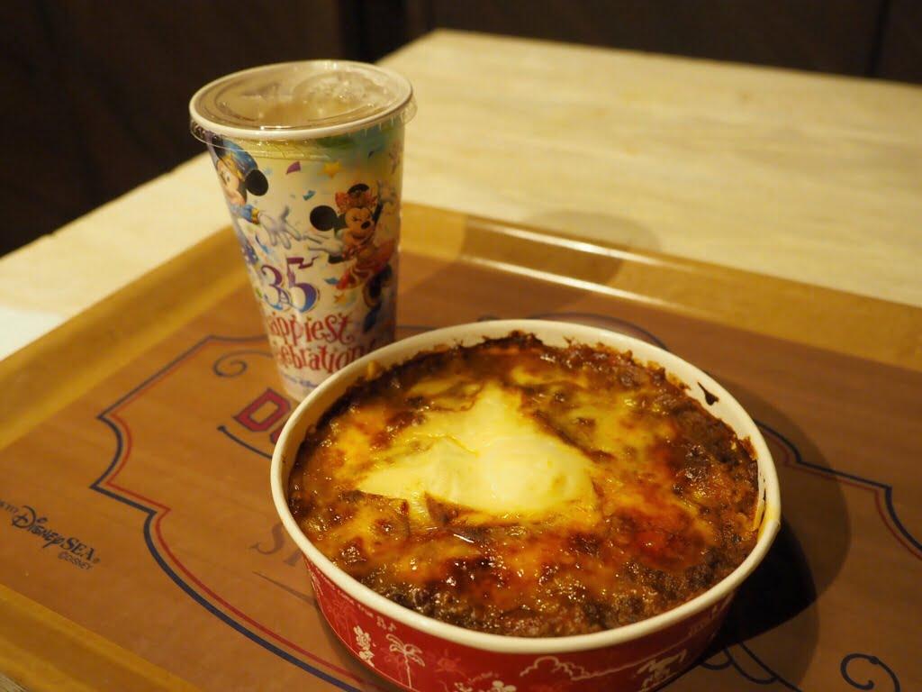 ドックサイドダイナーの軽食