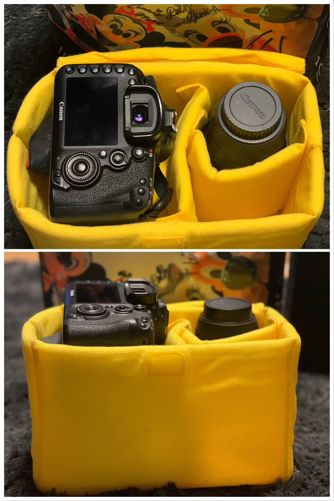 カメラトート