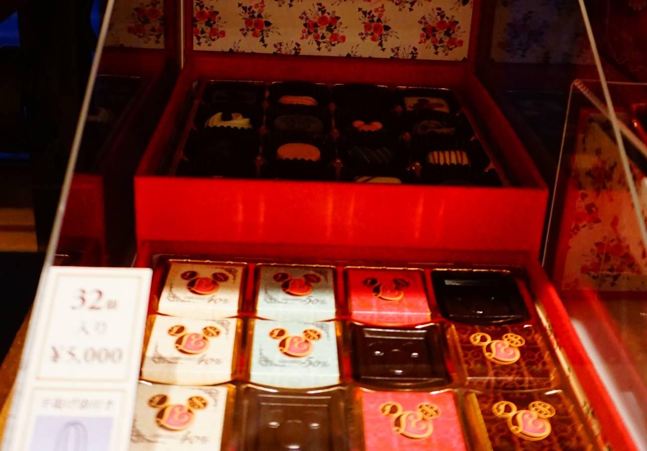 ディズニーのアソーテッドチョコレート4