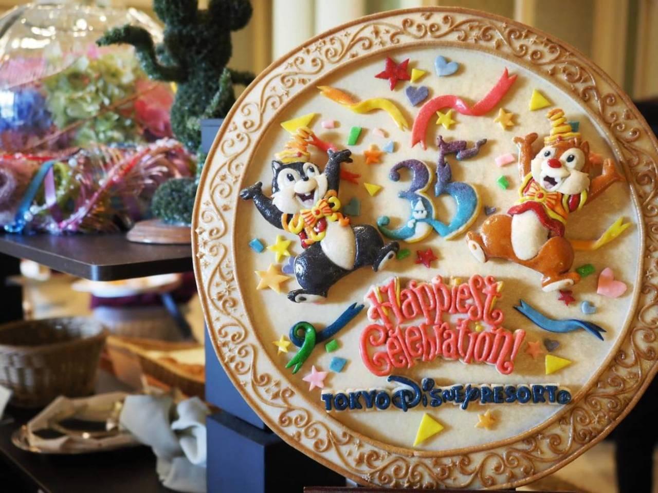東京ディズニーランドホテルのシャーウッドガーデン・レストラン