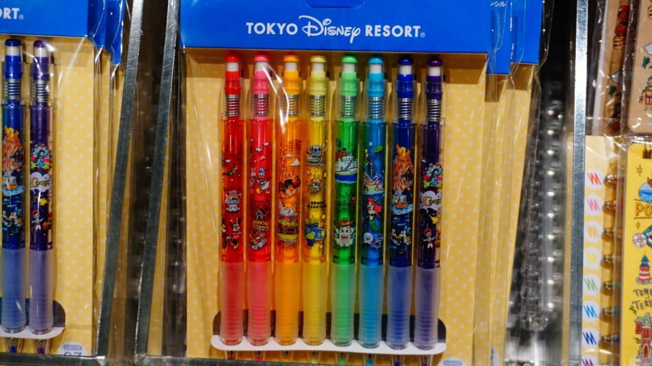 手書きタッチのカラーシャープペンシルセット
