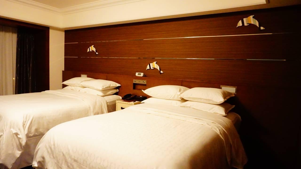 シェラトン・グランデ・トーキョーベイ・ホテルの室内