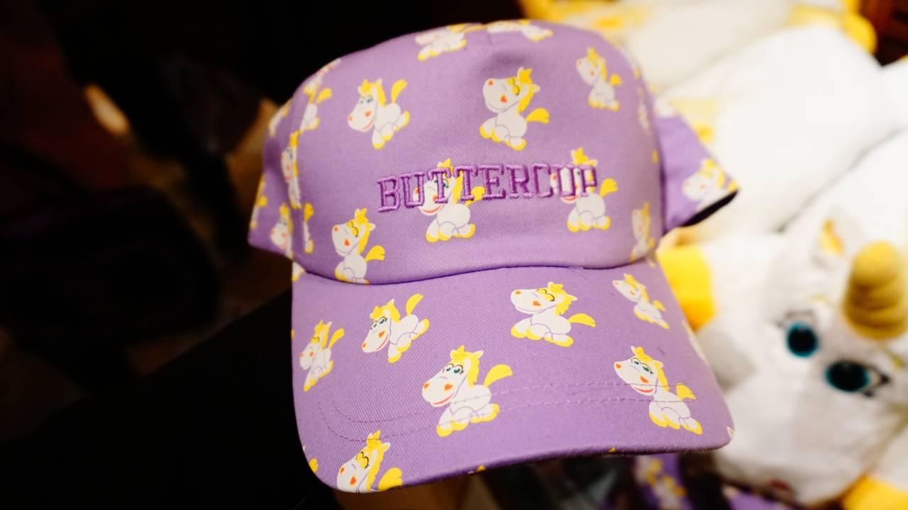バターカップのキャップ