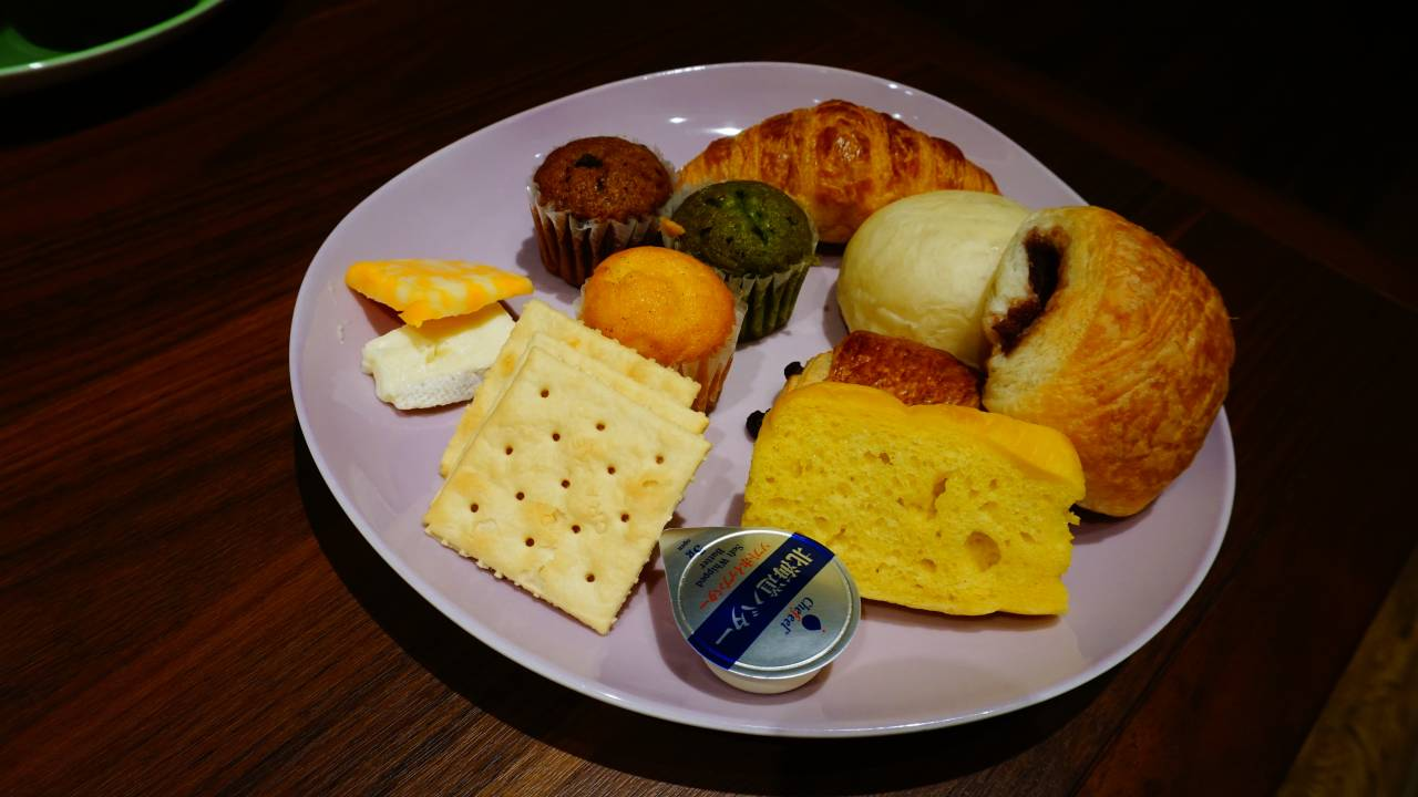 シェラトン・グランデ・トーキョーベイ・ホテルの朝食ビュッフェ