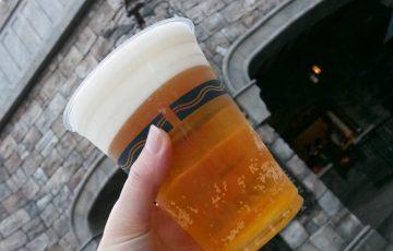 ディズニーシーのアルコール